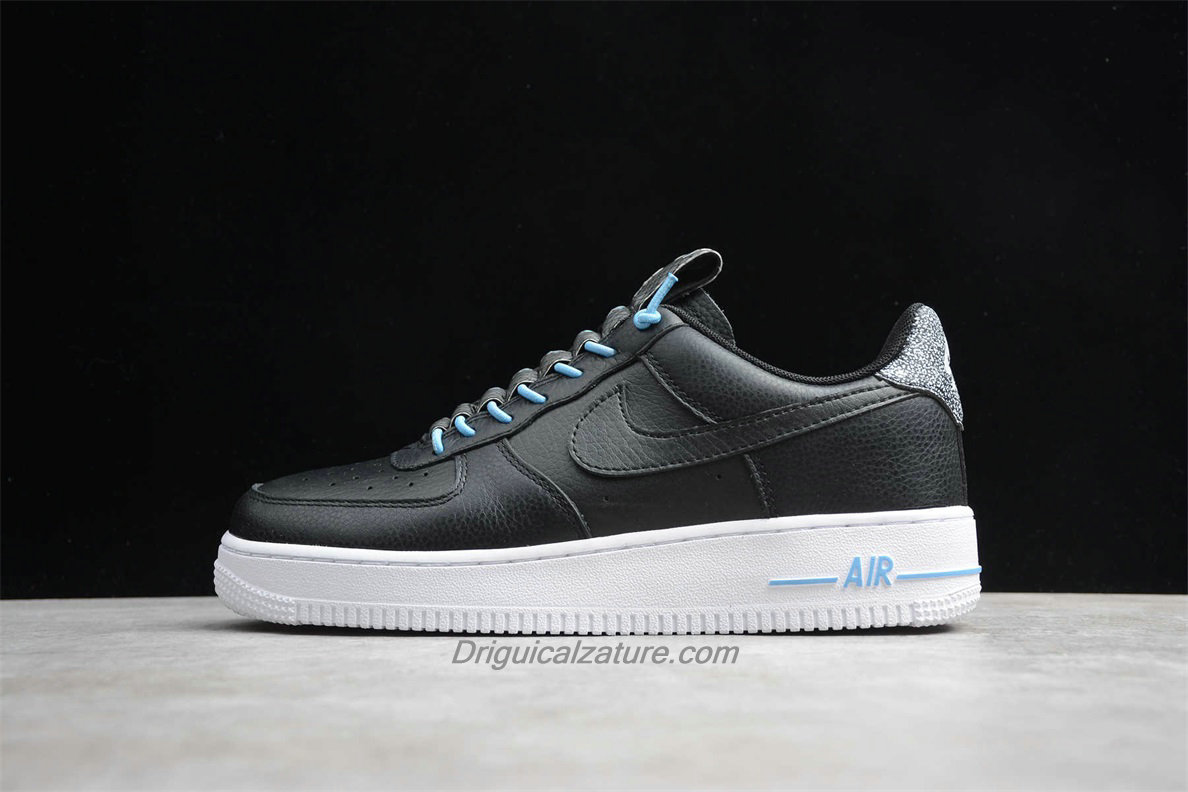 Scarpe Nike Air Force 1 Low 07 LX 898889015 Nero / Bianca