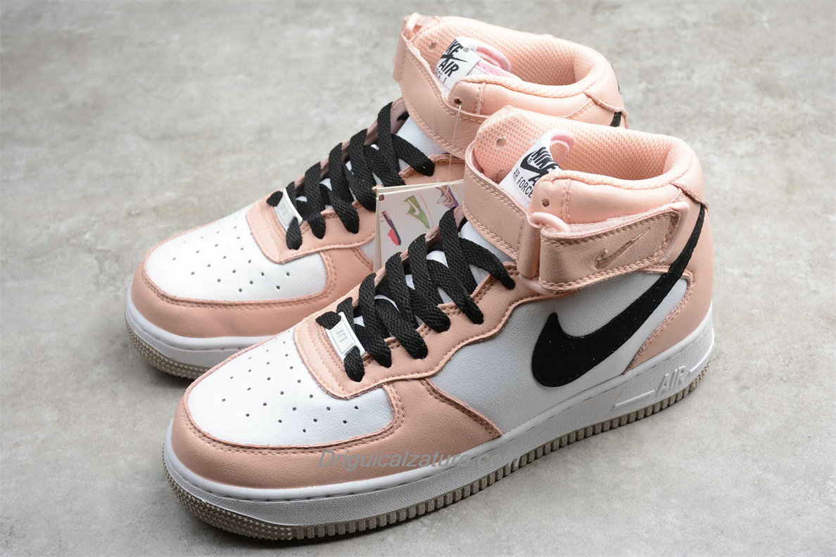 air force 1 donna rosa chiaro