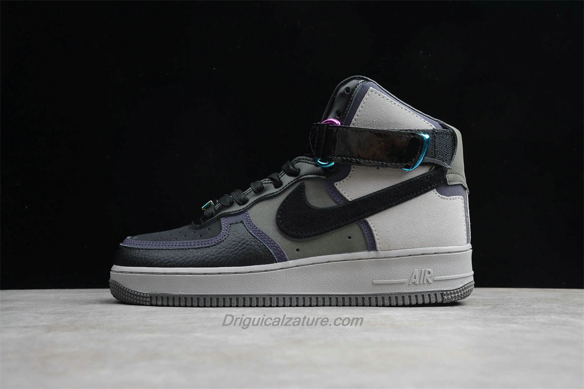Nike Air Force 1 High chiaro