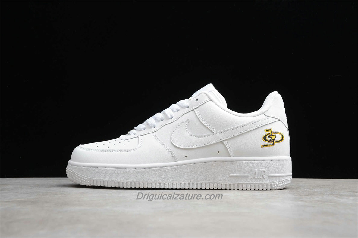 Scarpe Nike Air Force 1 07 Low BMD122 M30 Bianca