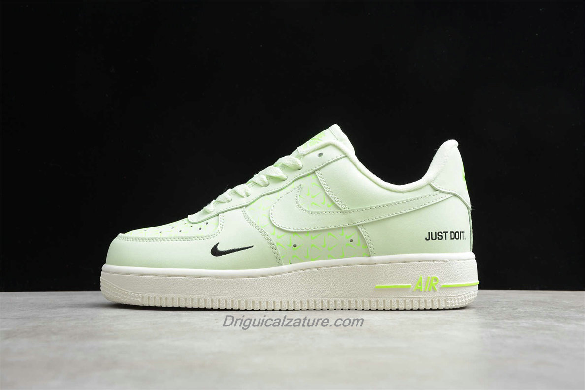 Scarpe Nike Air Force 1 Low CT2541 700 Light Verde