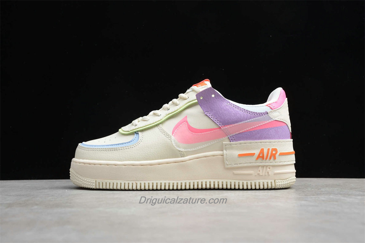 air force 1 shadow donna rosa